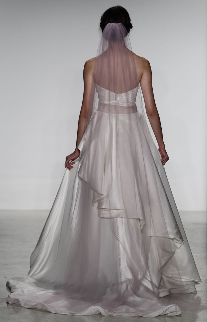 Genevieve wedding dress by Kelly Faetanini Fall 2014 Bridal