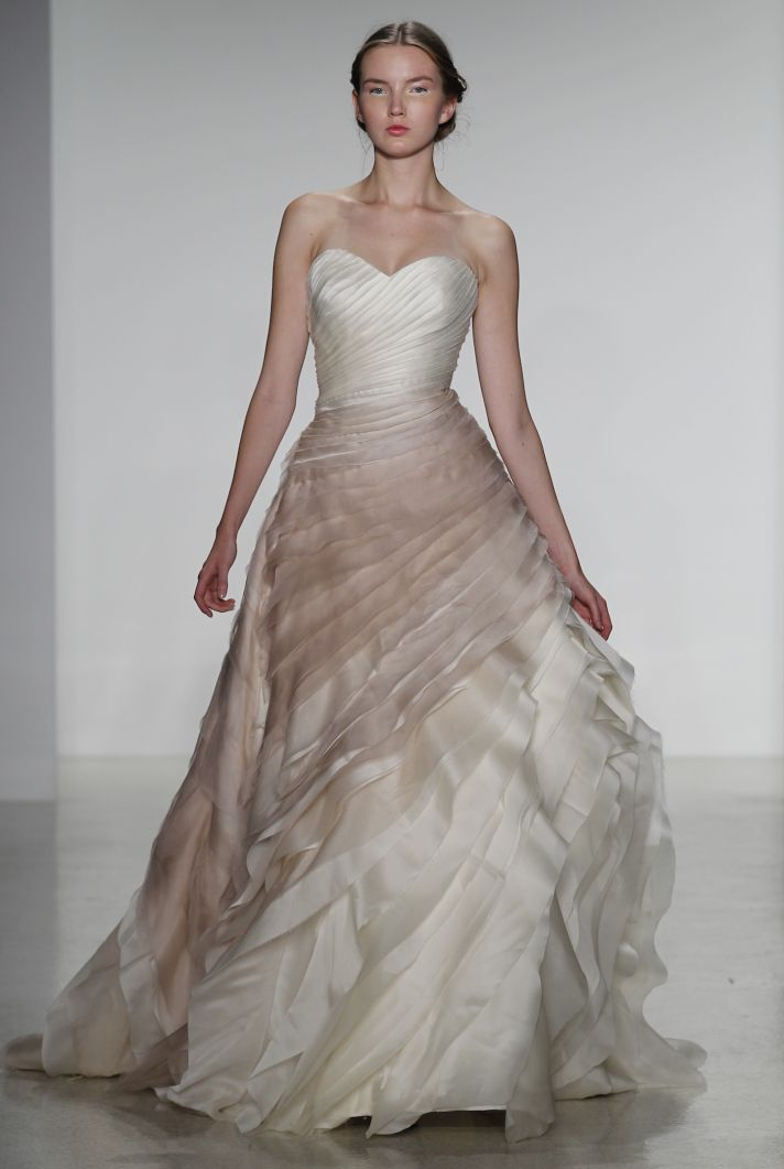 Thea wedding dress by Kelly Faetanini Fall 2014 Bridal