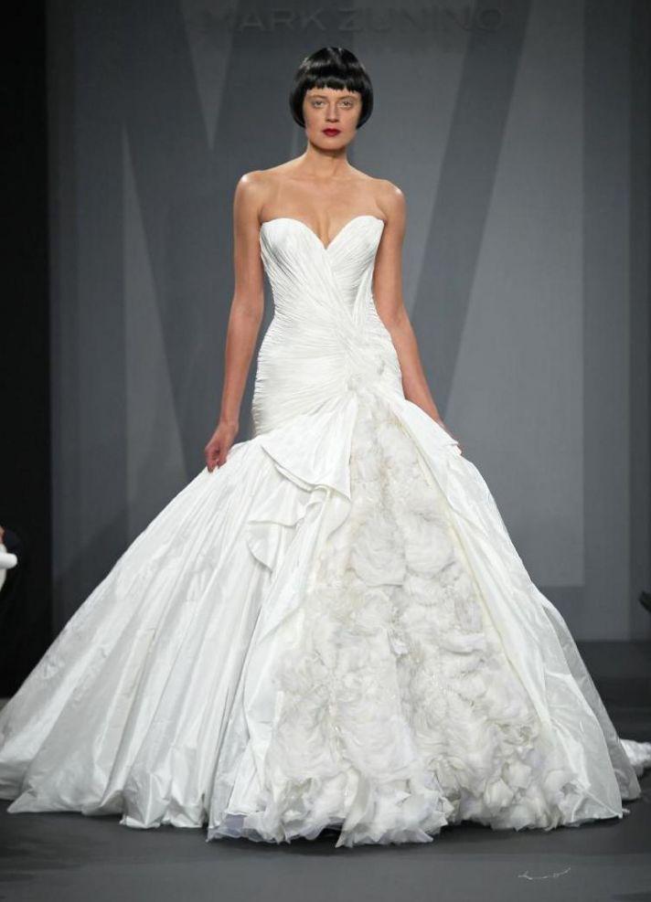 Mark Zunino wedding dress for Kleinfeld Fall 2014 Bridal 3