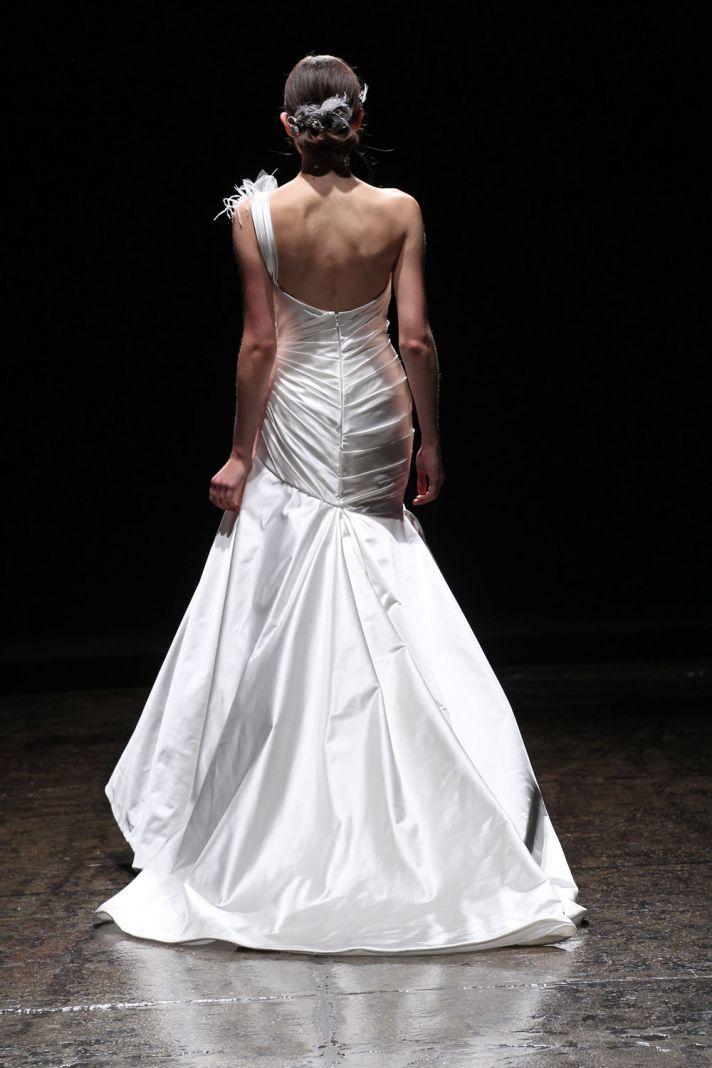 3408 wedding dress by Lazaro Spring 2014 Bridal