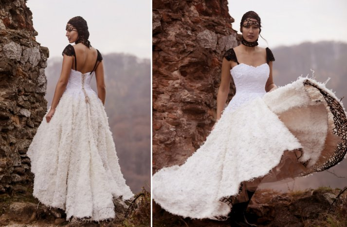 Custom wedding gowns by Atelier De Couture Bridal 3