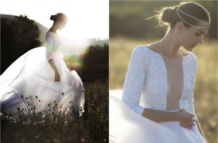Atelier de Couture wedding dress 3d