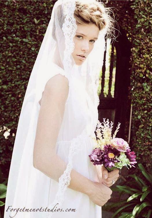 romantic bridal inspiration in California 4