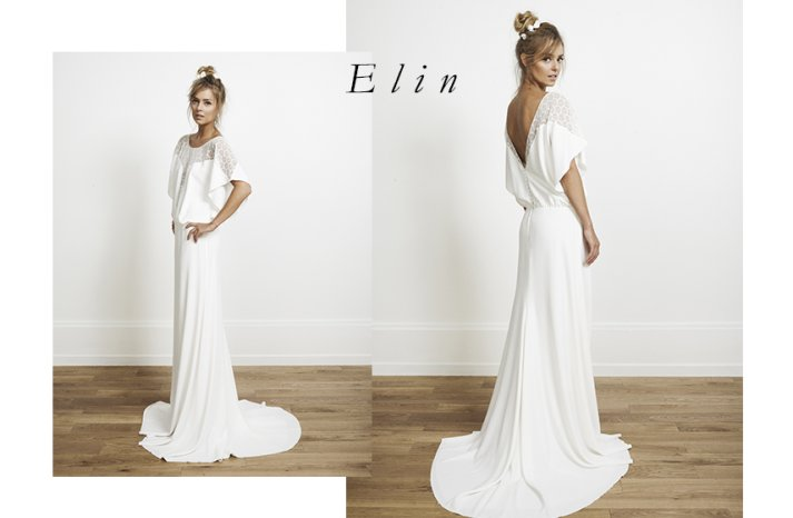 Elin wedding dress by Rime Arodaky for Alternative Brides