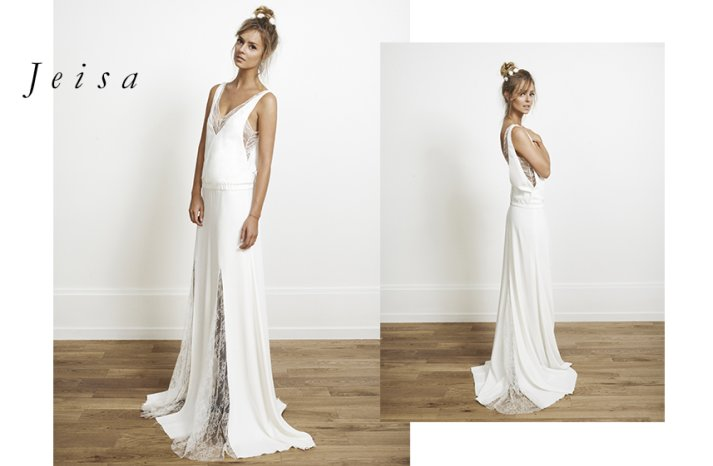 Jeisa wedding dress by Rime Arodaky for Alternative Brides