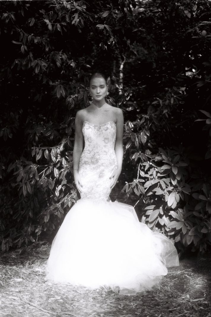 wedding dress by Mariana Hardwick A Provincial Romance bridal collection 9