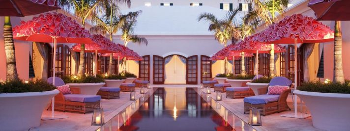 cabanas at Rosewood Tuckers POint