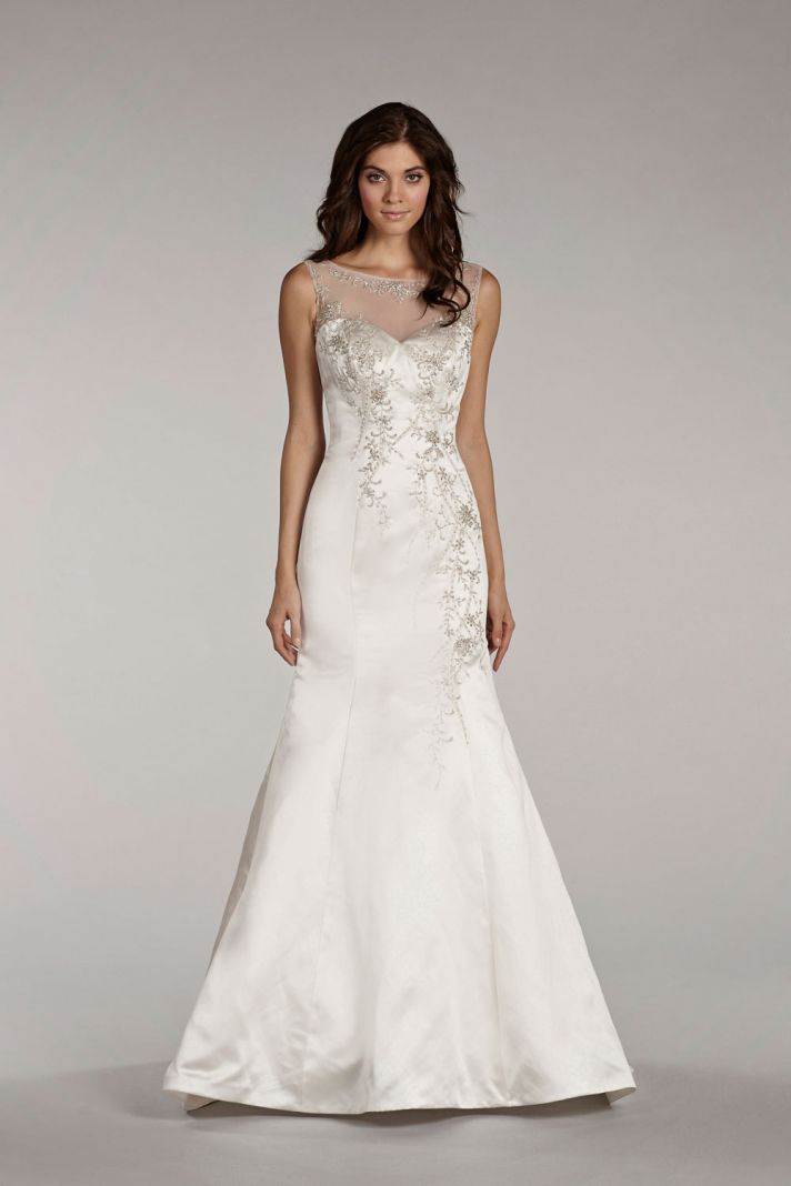 Jim Hjelm Wedding Gowns 72 Beautiful  Front