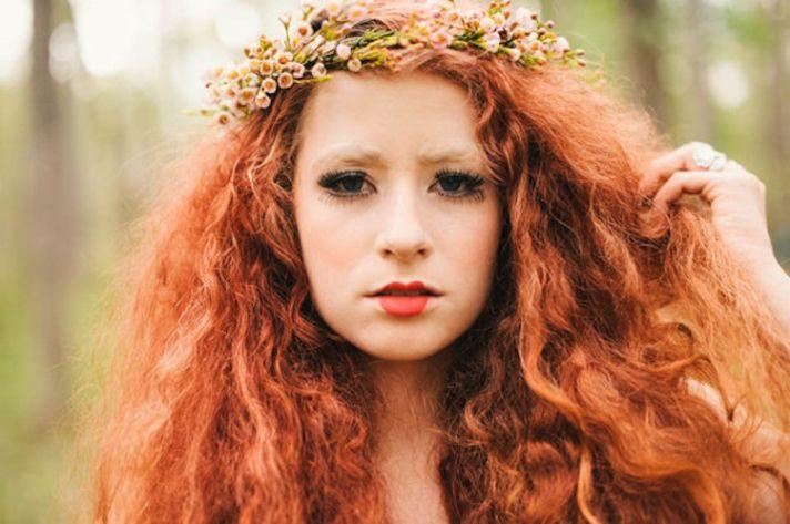 Alice in Wonderland Bridesmaid Makeup