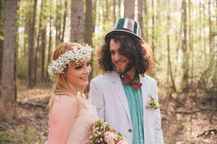 Alice in Wonderland Couple
