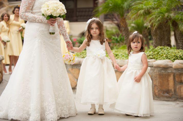Dresses For Flower Girl In Wedding 99 Lovely Real wedding flower girls