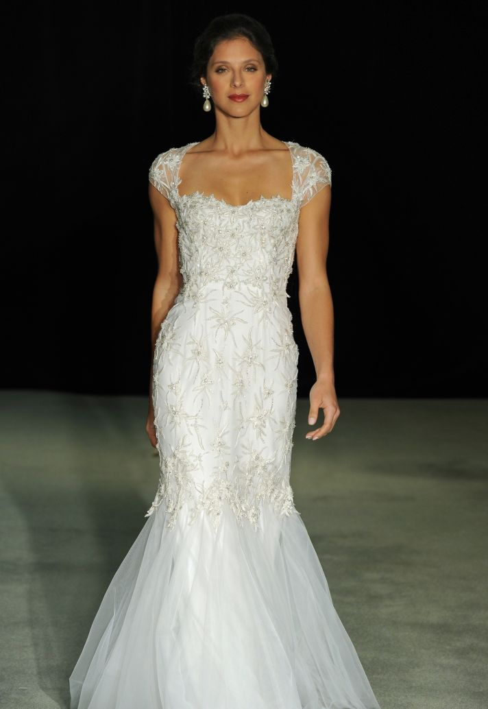 Amazing Vintage Couture Gowns from Anne Barge