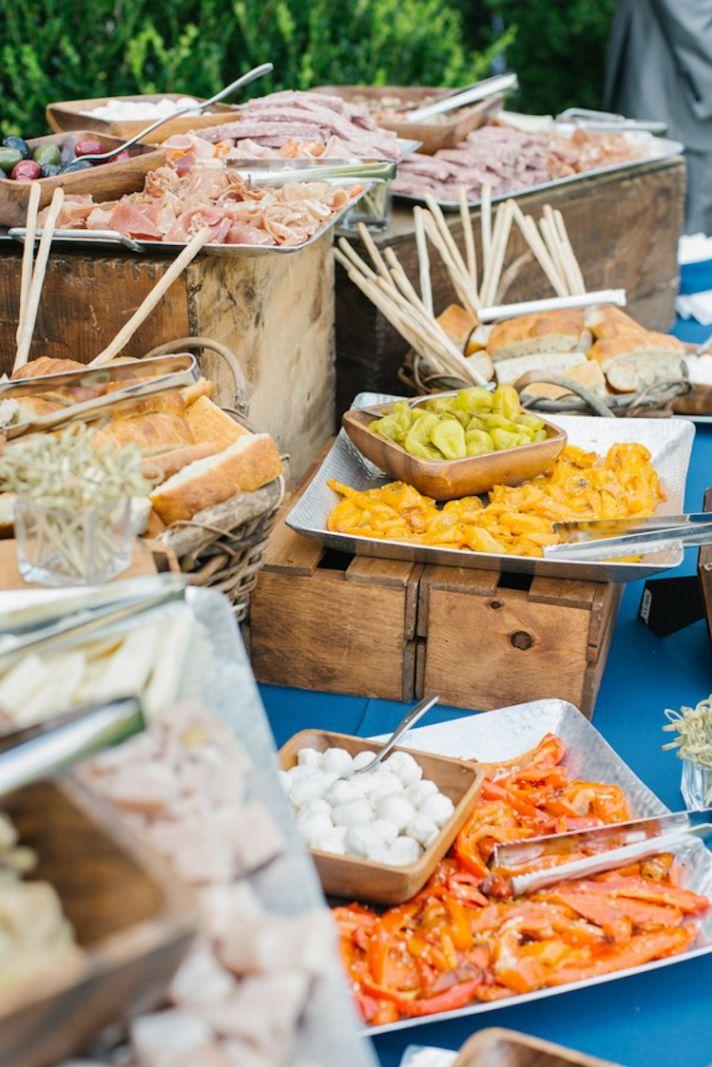 Outdoor Wedding Food Ideas - Wedding Ideas