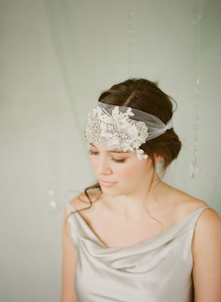 Abigail Grace Bridal head chic