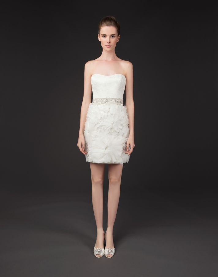 Daisy gown by Winnie Couture Blush Label 2014