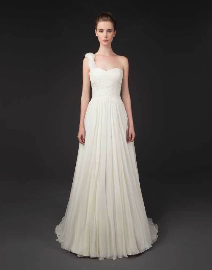 Haley gown by Winnie Couture Blush Label 2014