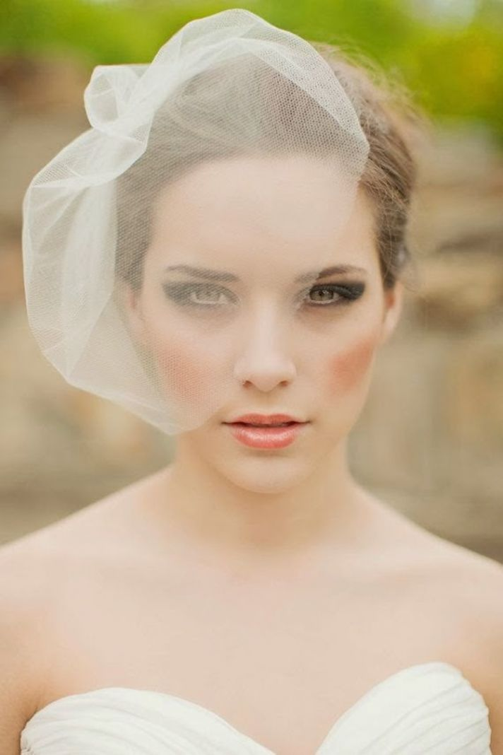Veil from Melinda Rose Design