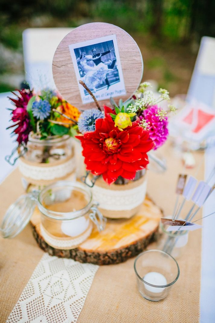Table numbers in pictures