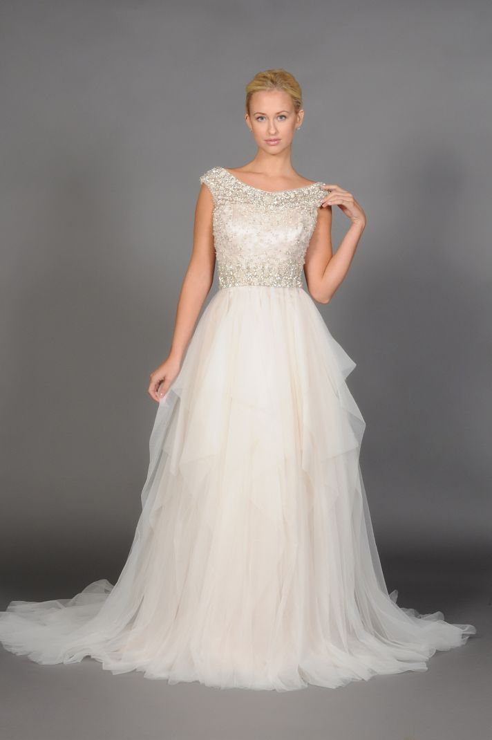 Eugenia 2014 Wedding Gown Style 3900