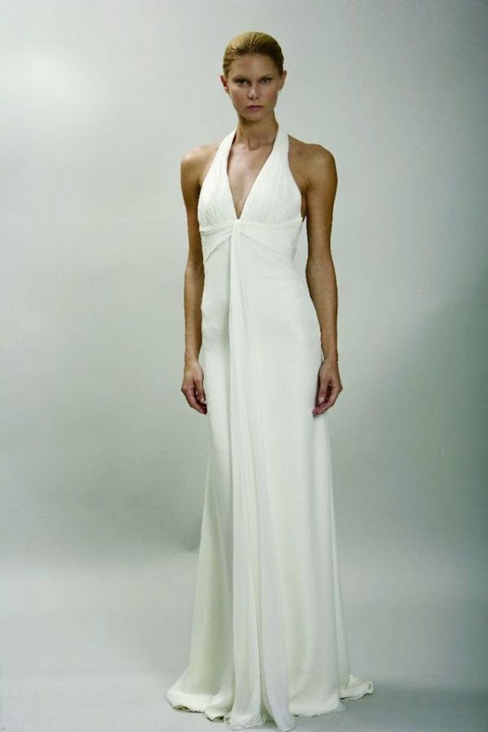 Wedding Gown from Monique Lhuillier via SMP