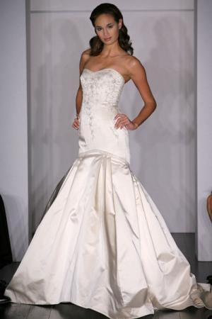 Самые модные свадебные платья фото.