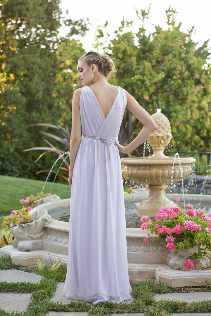 Bridesmaids Dresses Fit For Grecian Goddesses