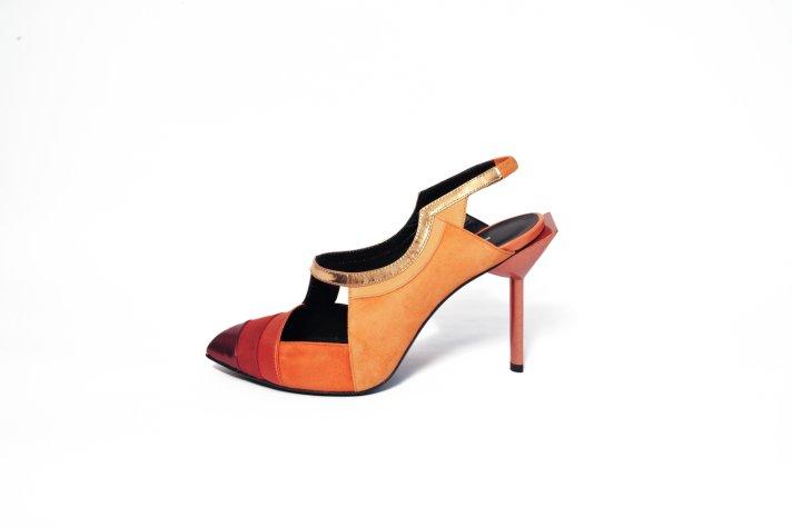 Les Babettes shoes from Maison des Talons