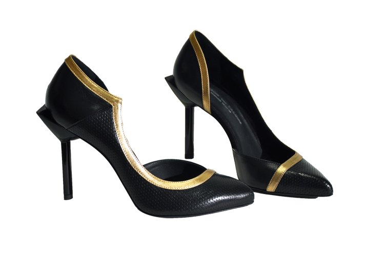 Les Nanettes shoes from Maison des Talons