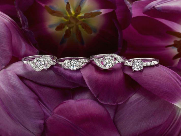 Windsor Diamond Engagement Rings