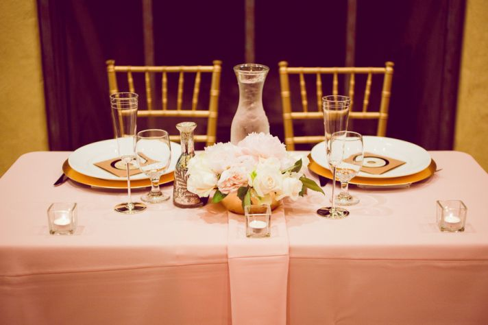 Blush Pink Seating