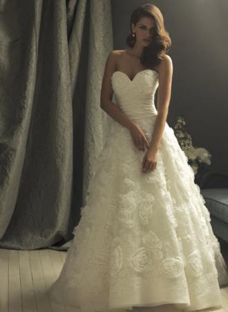 Allure Bridals Wedding Dress Style C157 OneWed