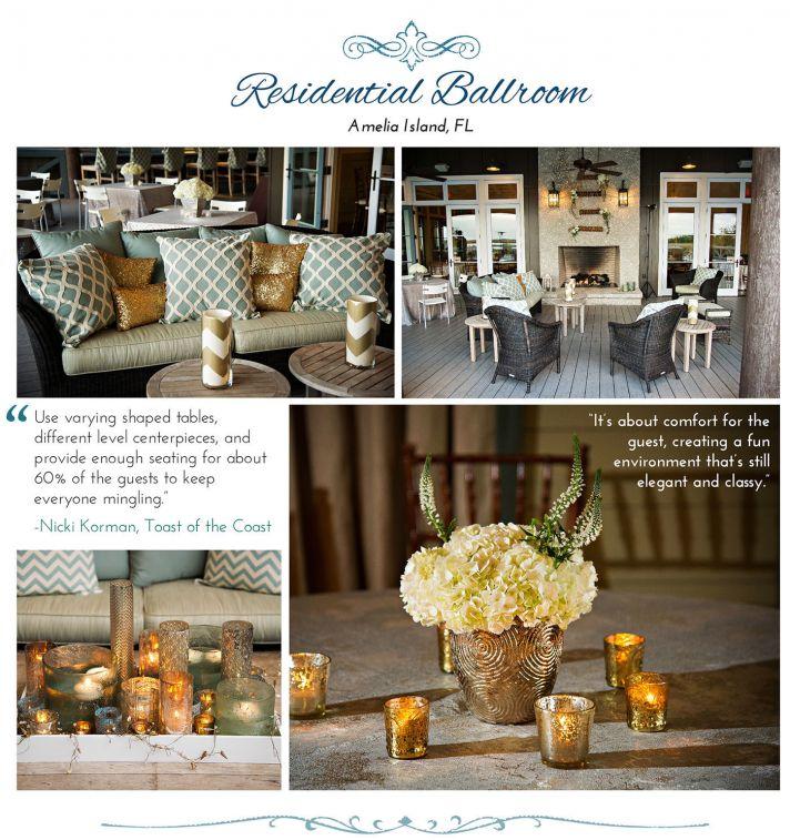 Residential Ballroom