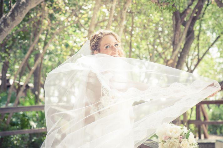 Gorgeous Veil Photography