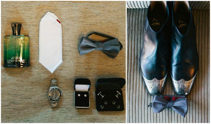 Groomswear and gift ideas