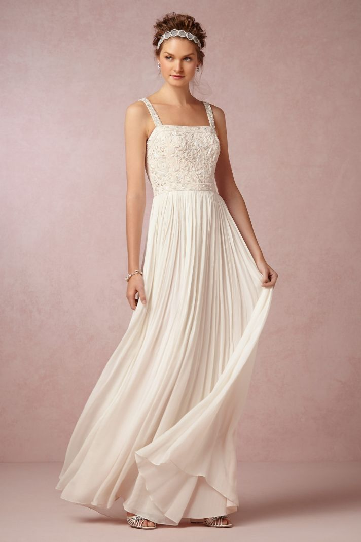 BHLDN Carolina Wedding Dress