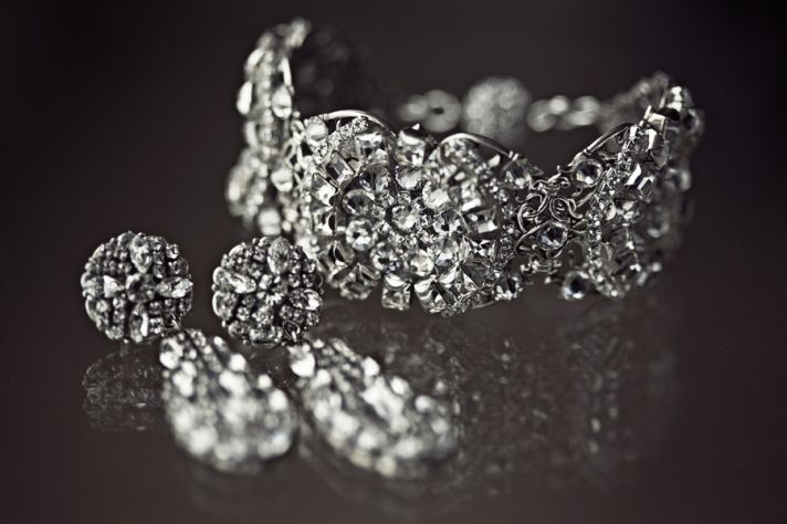 Sparkle and Bling Bridal Jewelry