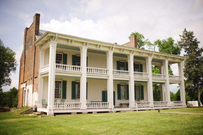 Tennessee Plantation Venue