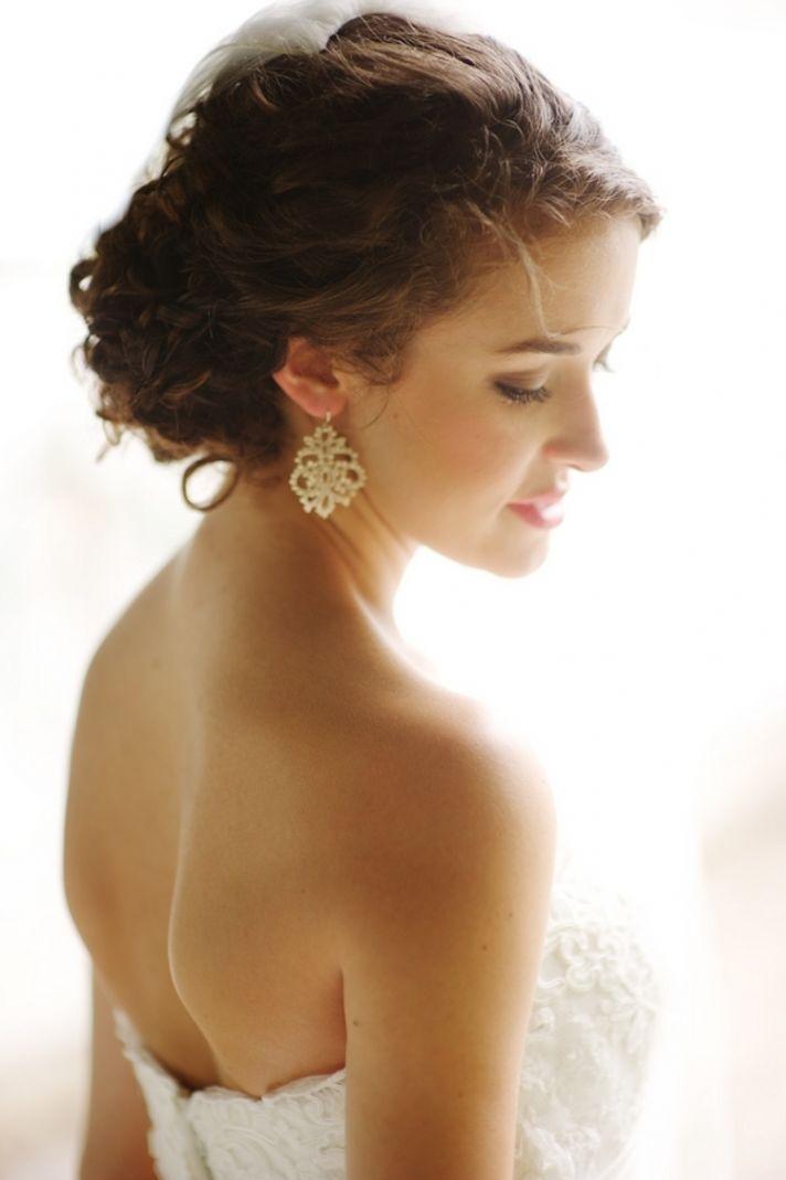 Gorgeous Bride Updo