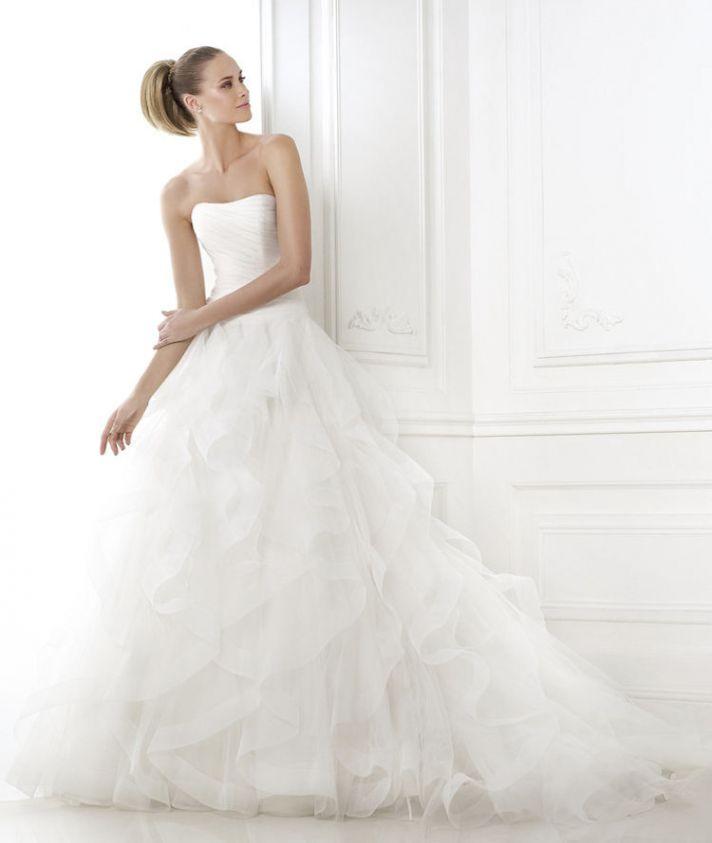 Pronovias 2015 Dream Collection Belia Gown