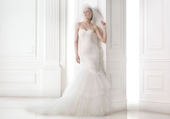 Pronovias 2015 Dream Collection Meline Gown