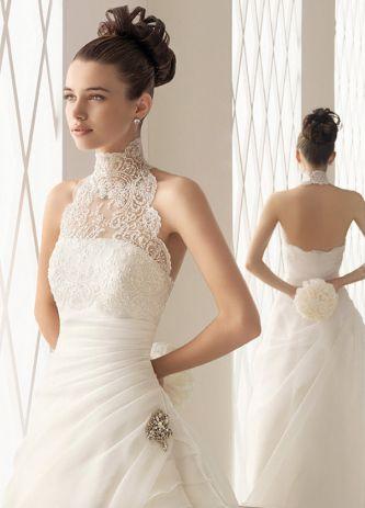 Aire Barcelona Wedding Dress Style Blonda