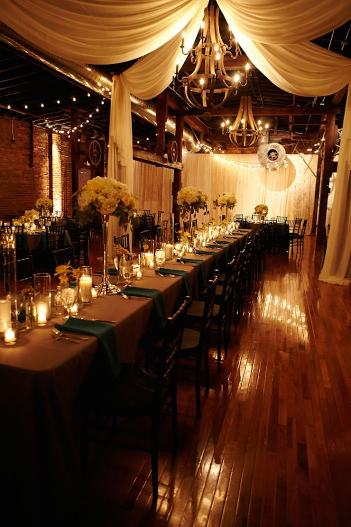 Beautiful Tennessee Wedding with a Cheerful Color Scheme ...