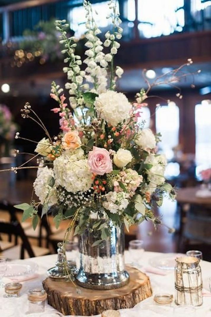 Simply Stunning Centerpieces