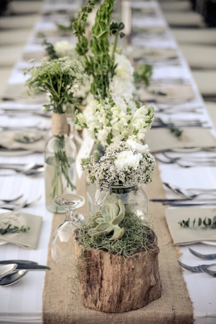simply stunning wedding centerpieces crazyforus. Black Bedroom Furniture Sets. Home Design Ideas