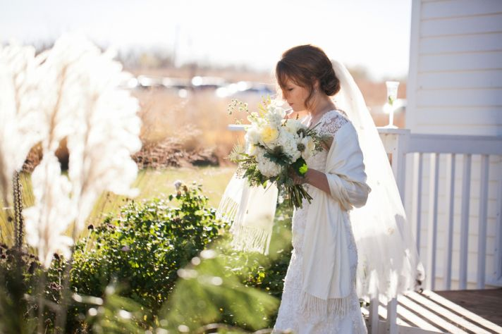 Romantic Country Wedding Dresses 32 Lovely A stunning bride in