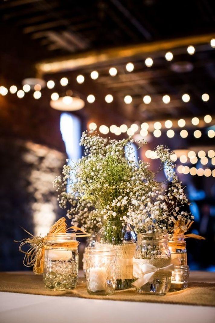 Mason Jar Wedding Centerpieces 46 Best Mason Jar Centerpieces Wedding