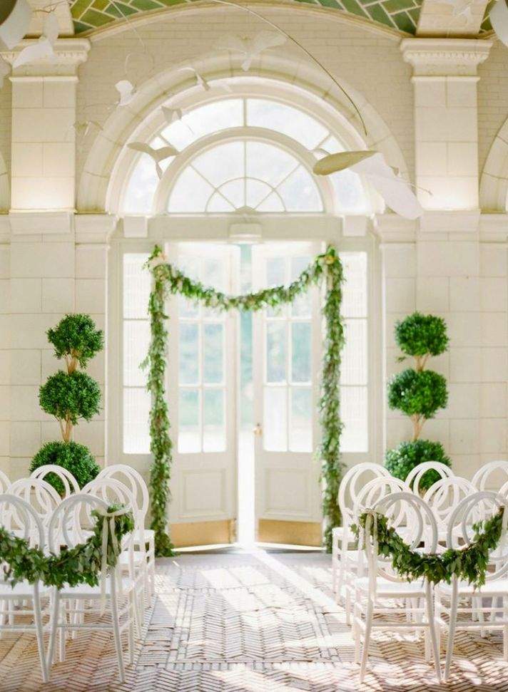 Fantastic wedding altars garland altar junglespirit Images