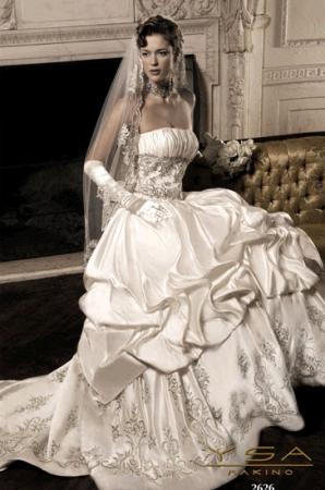 Style 2626 Dress By YSA Makino