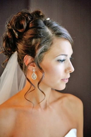 Style High, Curly Updo