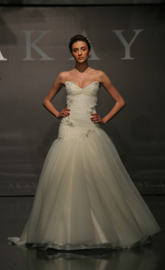 akay maison de couture wedding dress style 1020 dress onewed